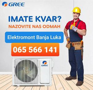 AKCIJA klima Gree Lomo Economical Wi-Fi A++/A+ B.Luka