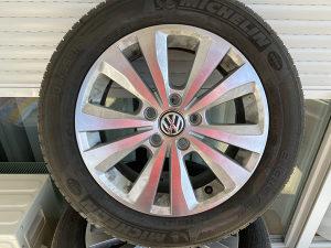 Orginal VW alu felge 16 + gume 205 55 16