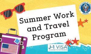 Work and Travel USA vaučer za 2021 ili 2022 godinu