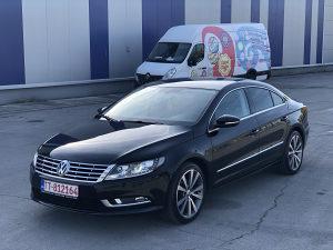 VW PASSAT CC 2013 g 2.0 TDI TEK UVEZEN KAO NOV