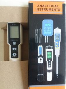 Tester kvaliteta vode 4u1 PH/TDS/ORP/EC