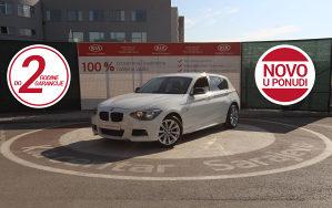 BMW 116 1.6 BENZIN M/T, ID: 061 AKCIJA