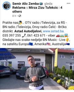 Autodijelovi d.o.o. Tuzla