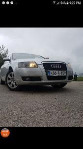 Audi a6 limuzina 3.0 TDI