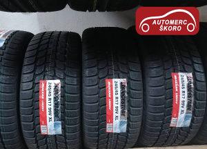 245/45 R17 Bridgestone M+S