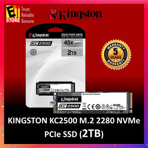 Kingston KC2500 2TB 2000GB NVme M.2 3500/2900 MB/s