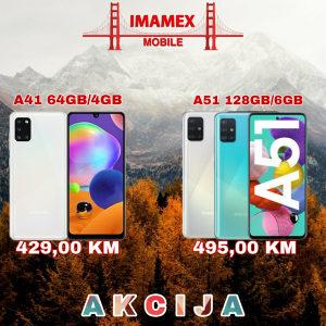 Galaxy A51 128/6GB