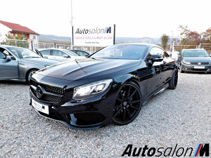 Mercedes S500 Coupe 4Matic AMG line Performance