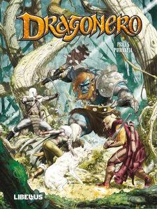 Dragonero 14 / LIBELLUS