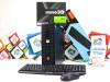 GAMING HP 800 G1 SFF; i5-4570; GT 1030; 120GB SSD