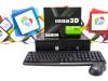 GAMING HP 800 G1 SFF; i5-4570; GT 1030; 500GB HDD