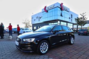 Audi A3 SB 2.0 TDI S-Tronic Sportpaket EXCLUSIVE PLUS