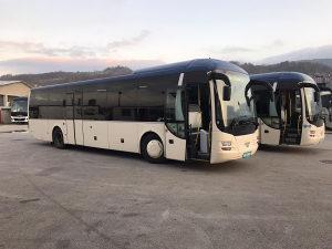 Autobus MAN Lions Regio Euro 5 EEV