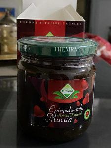 MACUN MED (Epimedium Macun) MED ZA POTENCIJU