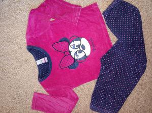 Set odjeće za djevojčicu ve. 98/104 sve za 15 KM