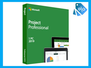 🥇MICROSOFT Project 2019 | Licenca | *BLACK FRIDAY*
