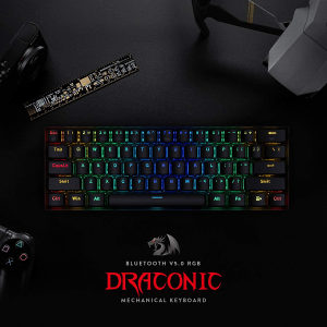 ReDragon Draconic K530W RGB Bluetooth/Wired Tastatura