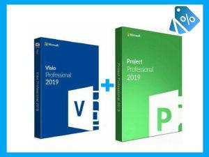 🥇*BLACK FRIDAY* Microsoft Project & Visio | Licenca