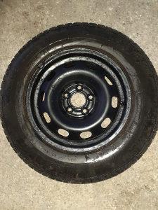 Rezervna guma 175/80 R14 GOLF 4, POLO