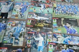 Posteri nogometne reprezentacije BiH - Lot
