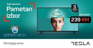 TV Tesla SMART LED 32T313BHS 32'' HD