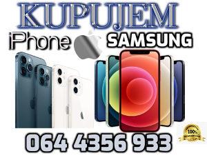 KUPUJEM IPHONE 12 11 PRO MAX XS X SAMSUNG S20 HUAWEI
