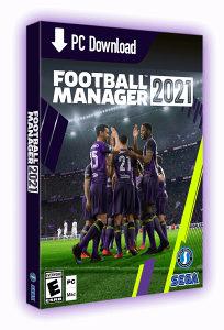 Football Manager 2021-Offline mode (Steam)