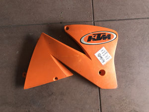 cross kros KTM plastike 125 200 250 300 450 exc sx