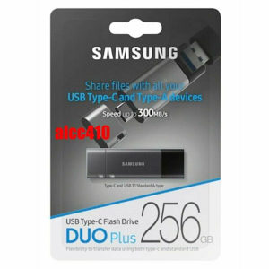 SAMSUNG DUO PLUS USB 256GB up to 300MB/sec