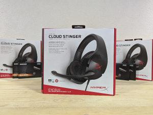 Gaming slusalice HEADSET HyperX Cloud Stinger