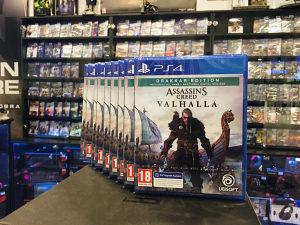PS4 Assassin's Creed Valhalla Drakkar Edition