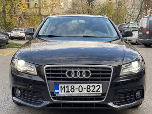 Audi A 4 b8 2.0 TDI 105kw CR FULL LED TEK REG
