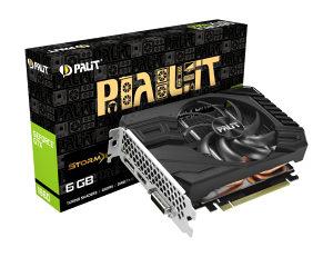 Grafička kartica PALIT 1660 StormX 6GB