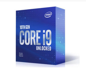 INTEL Core i9-10900KF 3.70GHz LGA-1200 BOX