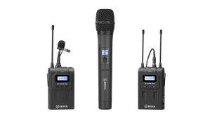 Boya BY-WM8 Pro K4 Wireless mikrofon set