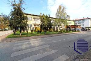 LOCUS: Zgrada sa šesnaest garsonjera u centru, Ilijaš