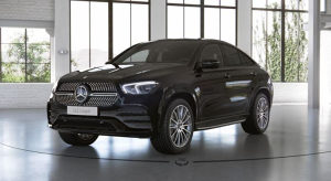 Mercedes-Benz GLE 400 d 4MATIC Coupe