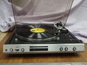 Dual  CS 731Q DD gramofon