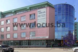 LOCUS prodaje: Poslovni prostor u centru Opštine Visoko