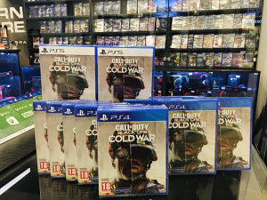 Call Of Duty Black Ops Cold War (PS4 - PlayStation 4)
