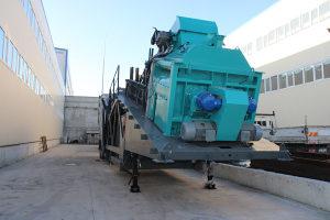 Mobilna betonara 60 m3 i 100 m3/sat