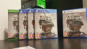 Call of Duty: Black Ops Cold War (PS4 Xbox One PS5