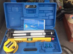 Powerfix laser 670 vaservaga vegres
