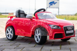 AUDI TT Autic/auto na akumulator - RC - 6V