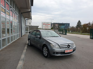 Mercedes C200 CDI 100kW model 2011 euro5 BlueEff