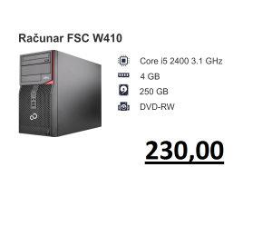RACUNAR FUJITSU i5 CPU