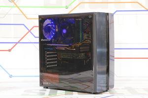 GAMING PC - Thunder V17 - i5 4Gen - RX580 Nitro 8GB**
