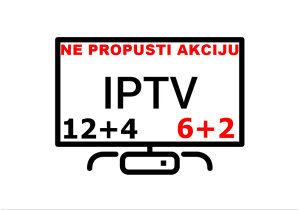GLEDAJTE ŠIROM SVIJETA , VAŠA IPTV TELEVIZIJA