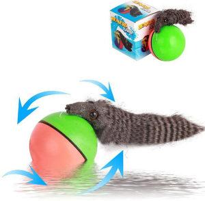 Električna igračka za igranje za mačke pse