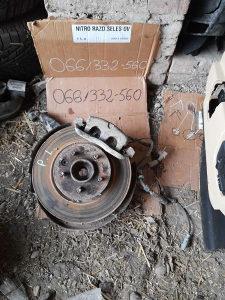 Range Rover Sport 2.7 glavcina disk cilindar P.L